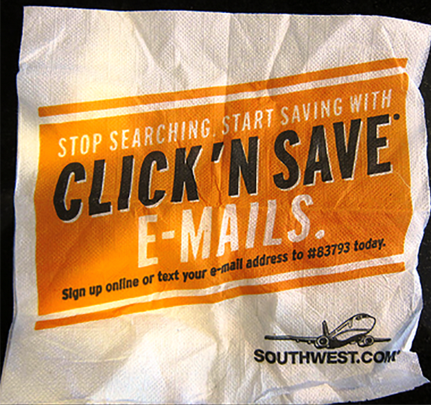 How small businesses can build an email list